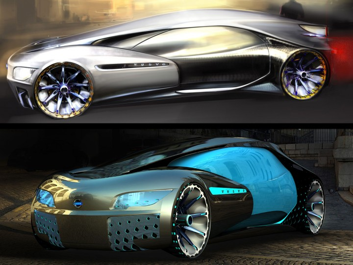 Art Center 2012: Volvo Singularity Concept