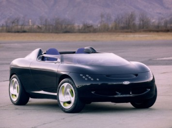 1990 Ford Zig Concept