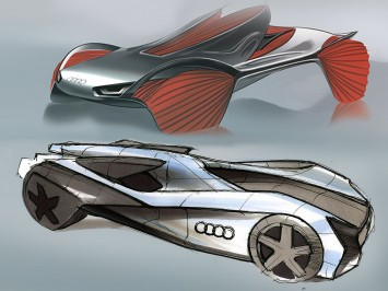 Audi Design UNIverse Workshop