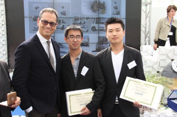 Autostyle 2012 - UMEA winners with Flavio Manzoni