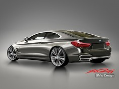 BMW Concept 4 Series Coupe: the design