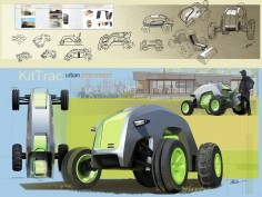 Art Center 2012: Honda Kit Trac Project