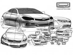 Qoros shares insights on its design language