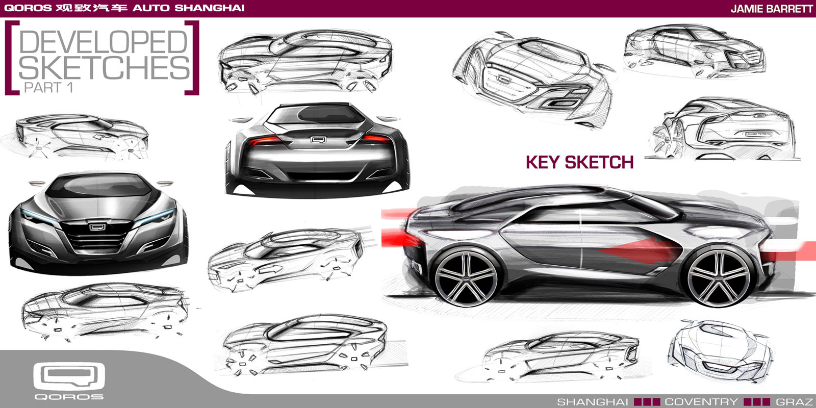Automotive design car body design autos post for Exterior car design