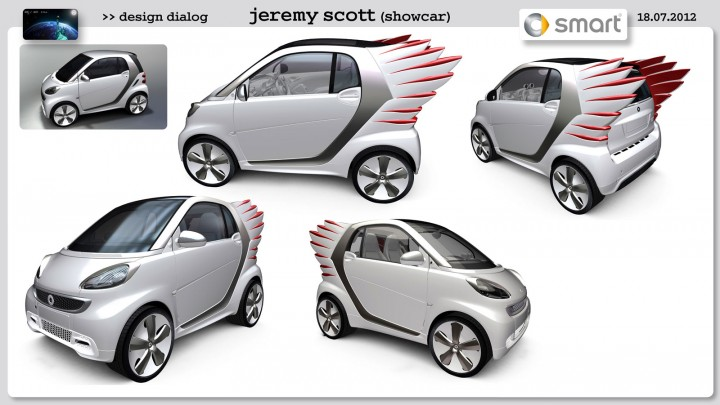 Smart forjeremy Concept - Design Panel