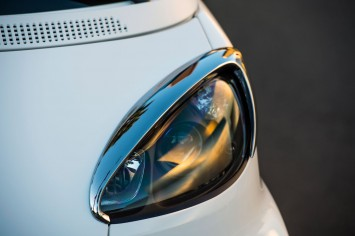 Smart forjeremy Concept - Headlight detail
