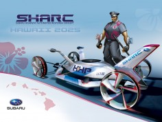 Subaru SHARC wins LA Design Challenge 2012