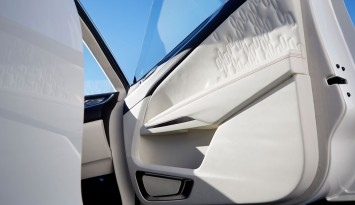 Lincoln MKC Concept Interior - Door panel