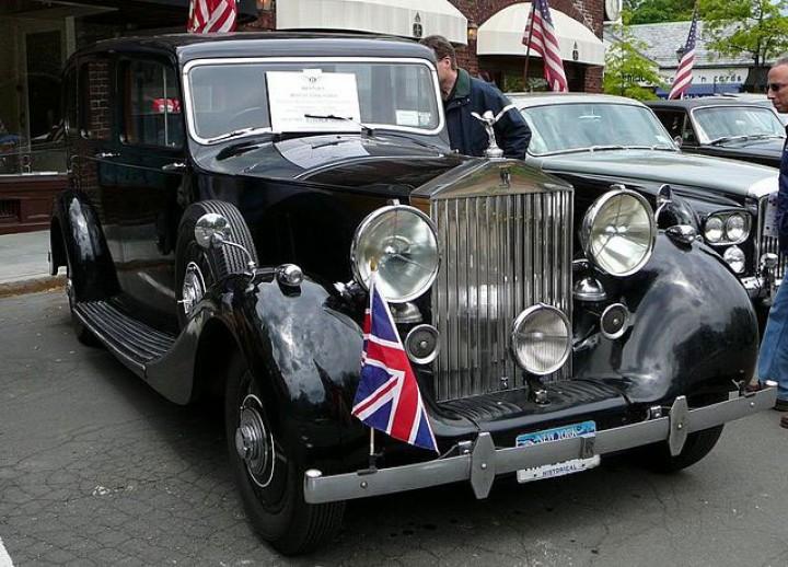 Rolls Royce Wraith Wikipedia 1938 Rolls-royce Wraith