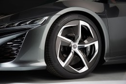 2013 Acura NSX Concept Wheel detail