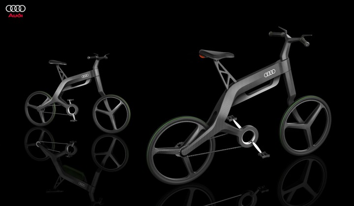 Audi Electric Bike Concept