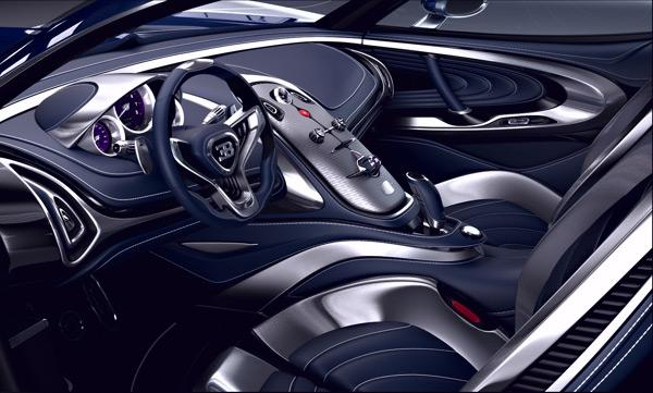 bugatti gangloff concept interior car body design - Bugatti Interior 2014