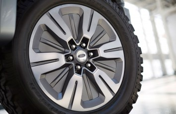 Ford Atlas Concept Wheel Active Shutters Closed