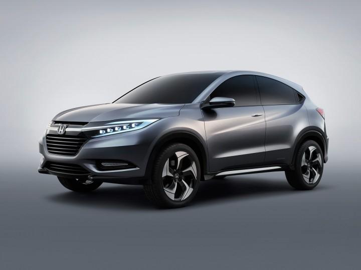 Superieur Honda Urban SUV Concept
