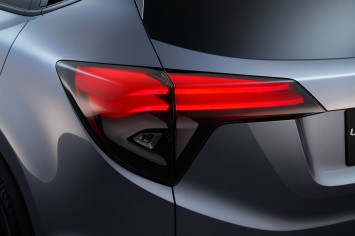 Honda Urban SUV Concept - Tail lamp