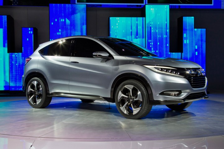 Honda Urban SUV Concept at Detroit 2013