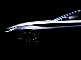 Hyundai HCD 14 Concept preview design sketch