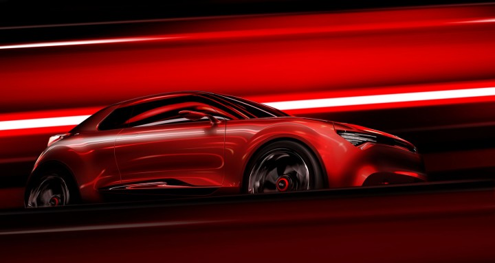 Kia Concept for Geneva 2013 preview