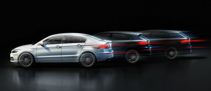 Qoros Concepts design preview