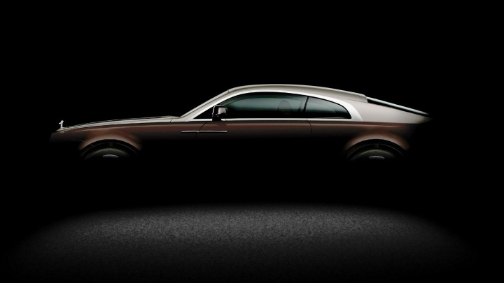 Rolls-Royce Wraith preview
