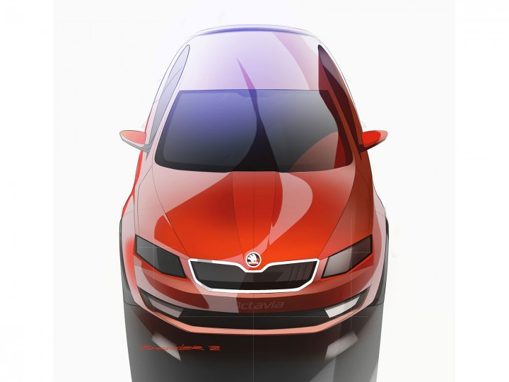 New Škoda Octavia: the design
