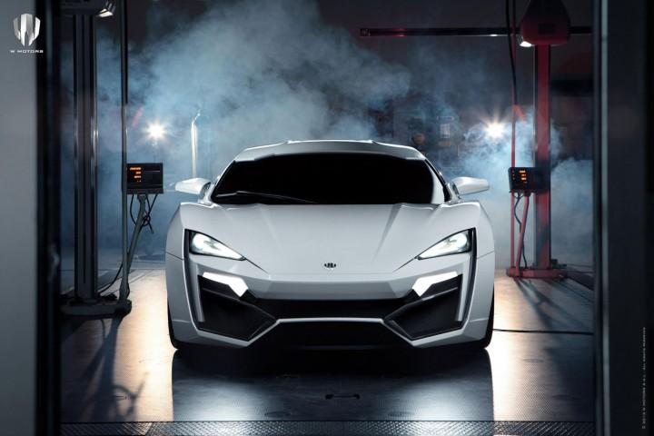 W motors lykan hypersport car body design for W motors lykan hypersport price