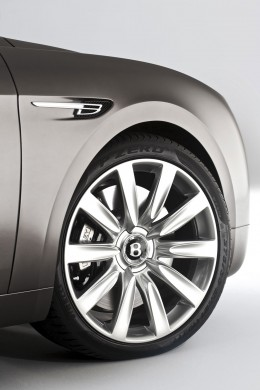 Bentley Flying Spur - Wheel