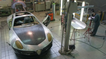 Carrozzeria Touring Disco Volante 2013 construction