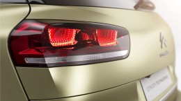 Citroen Technospace Concept Tail Lamp