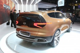 Kia Cross GT Concept at Chicago Auto Show
