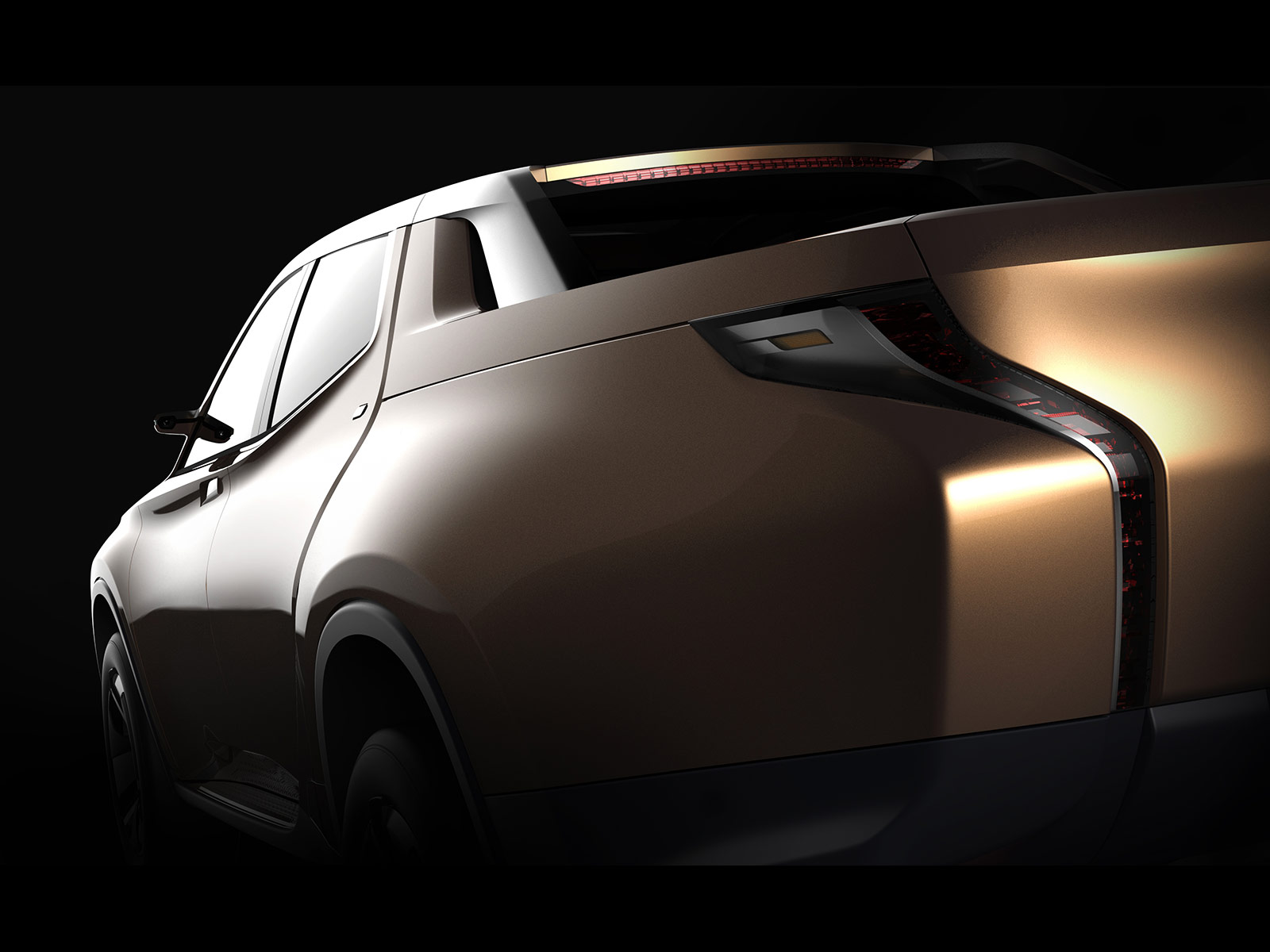 Mitsubishi Concept GR-HEV preview