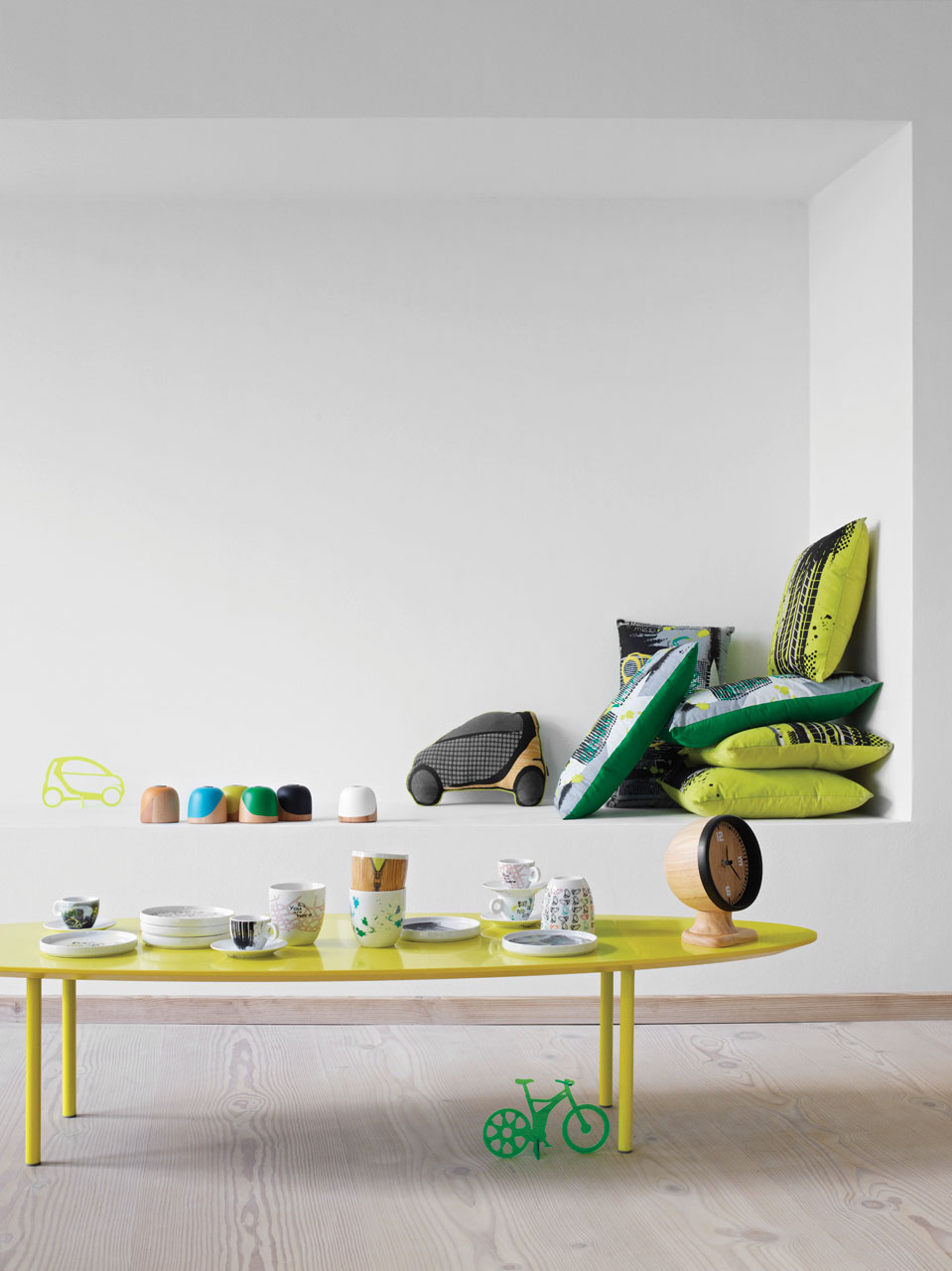 Smart and BoConcept - Design Partnership