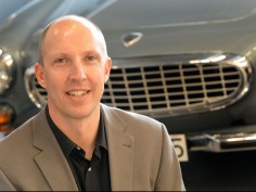 Robin Page is new Volvo Interior Design Director