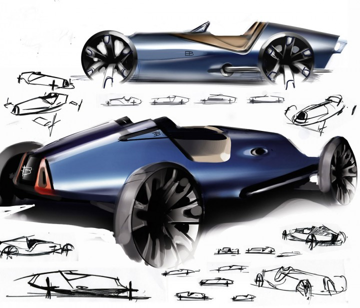 Rca Students Launch Vehicle Design Class Blog Car Body