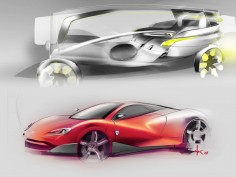 RCA students launch Vehicle Design Class Blog