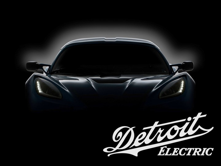 Detroit Electric brand to return with EV line-up