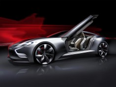 Hyundai HND-9 Concept preview