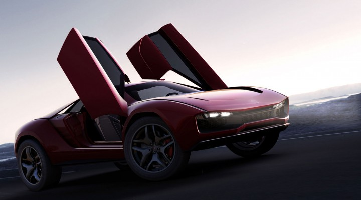Italdesign Parcour Concept