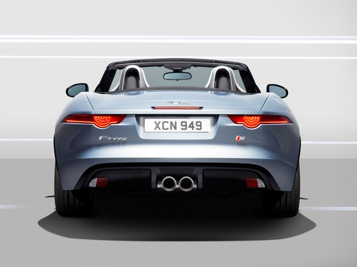 Jaguar F Type Is 2013 World Car Design Of The Year