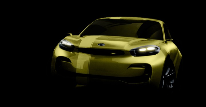 Kia CUB Concept preview rendering