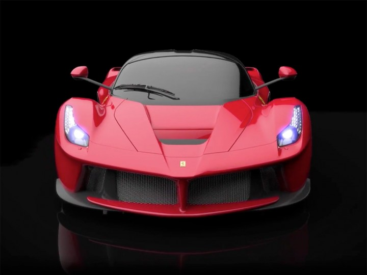 LaFerrari: the videos