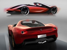 Pininfarina Sergio Concept: design story and gallery