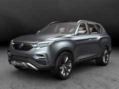 SsangYong LIV-1 Concept preview