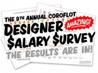 Design salary survey, let
