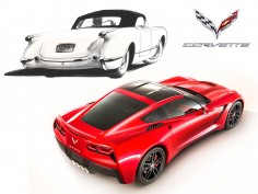 Design Videos with Corvette Design Manager Kirk Bennion