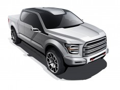 Ford Atlas Concept: the design