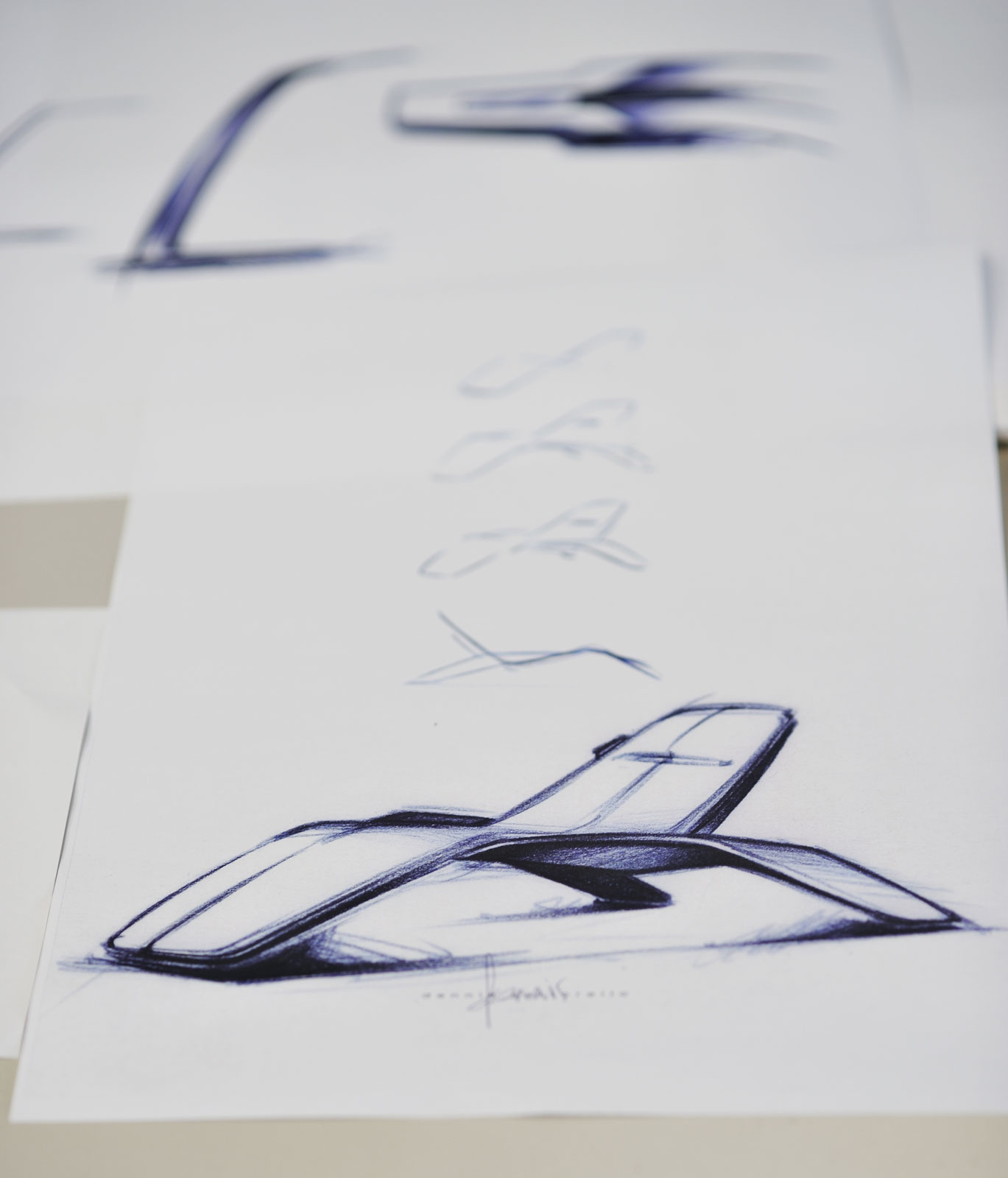 Ford design Lounge Chair Design Sketches Car Body Design