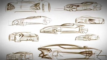 Icona Vulcano - Design Sketches