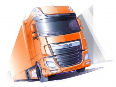 Exclusive: DAF XF
