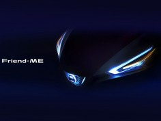Nissan Friend-ME Concept preview